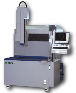 machine électro-érosion