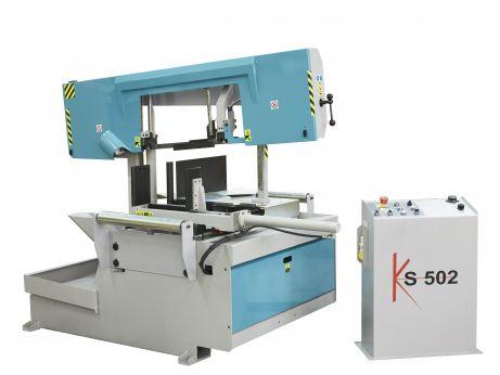 Scie semi automatique IMET KS 502