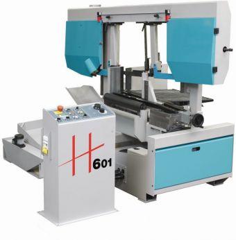 scie ruban semi automatique H601