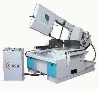 scie hydraulique semi automatique