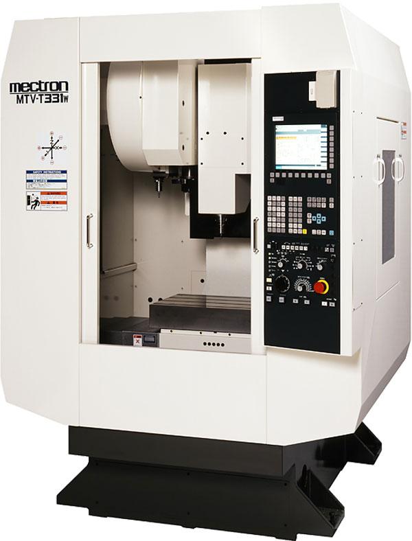 machine 5 axes