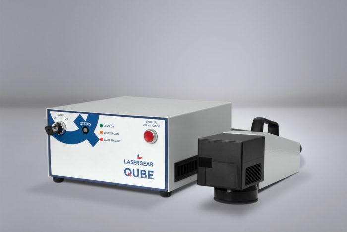 Start40 Lasergear QUBE 01