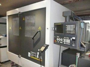 Machine électroérosion